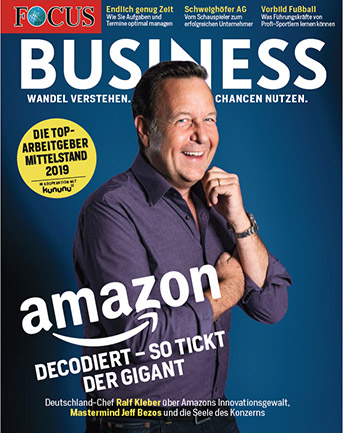 Focus Business Top Arbeitgeber 2019