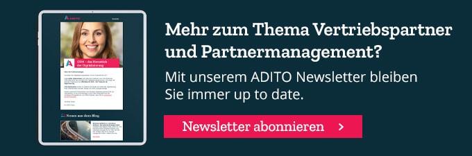 Partnermanagement Newsletter