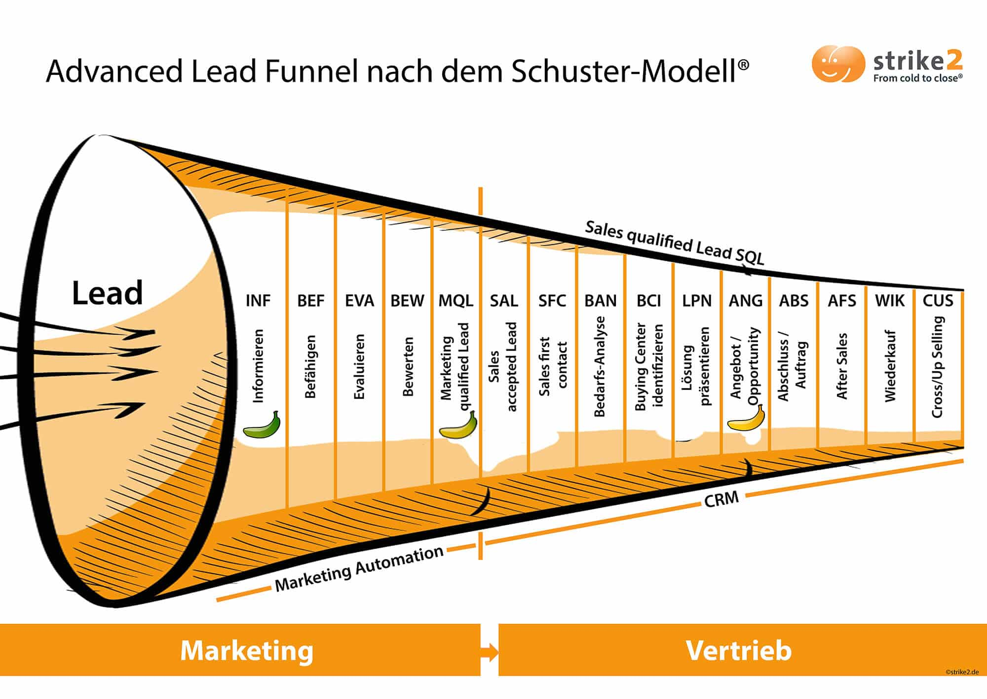 Lead Nurturing: Advanced Funnel