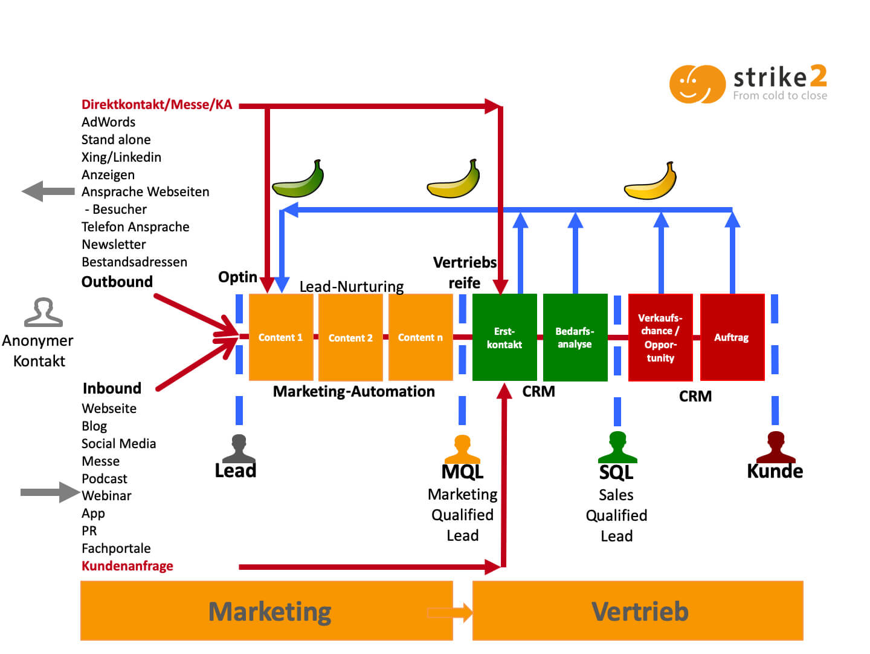 Lead Nurturing: Digitaler Kundenprozess